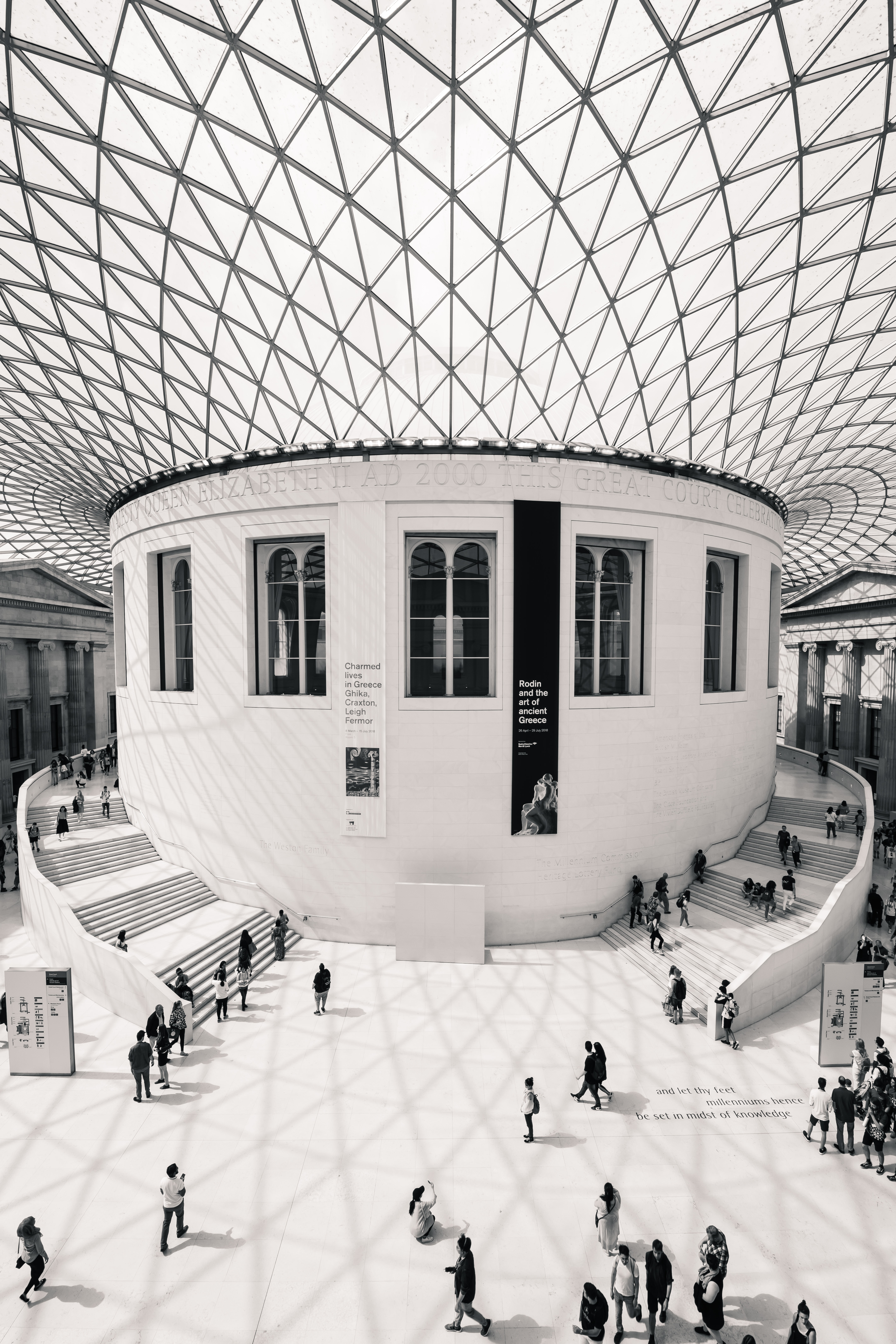 The British Museum, London, Photo by Grant Ritchie on Unsplash